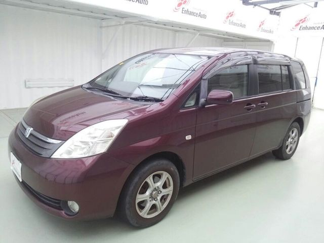 Used TOYOTA ISIS