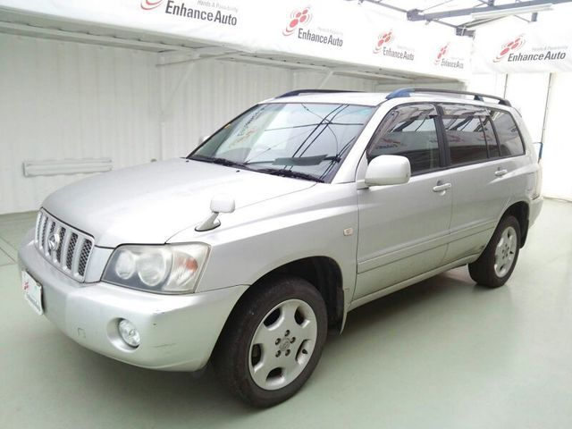 Used TOYOTA KLUGER