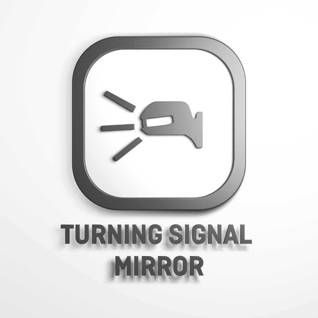 TURNING SIGNAL MIRROR