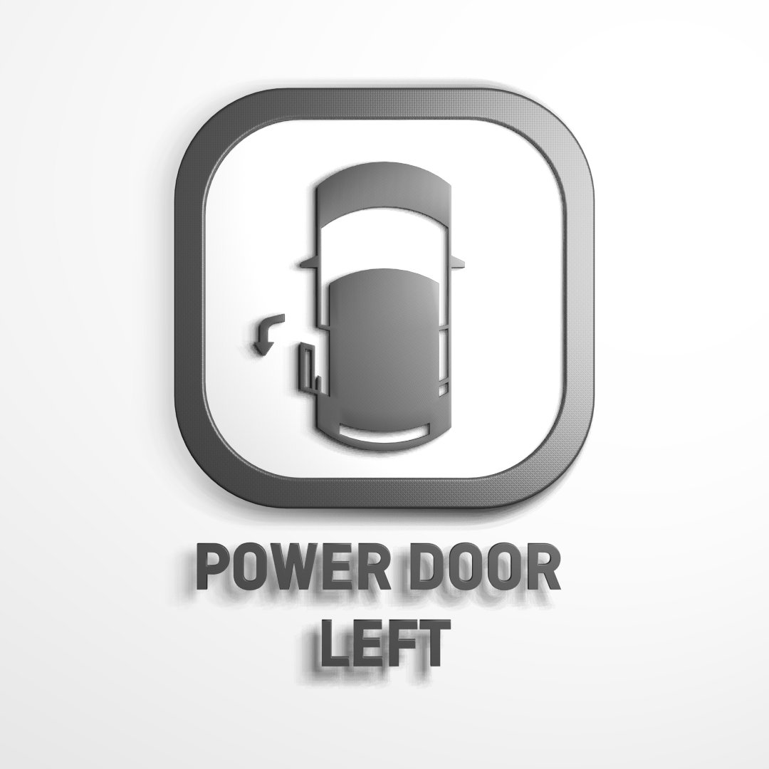 POWER DOOR LEFT