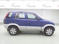 Used DAIHATSU TERIOS for sale | DAIHATSU TERIOS exporter Enhance Auto